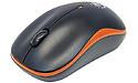 Manhattan Success Mouse Optical 3 Black/Orange