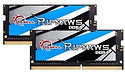 G.Skill Ripjaws 32GB DDR4-3000 CL16 kit Sodimm