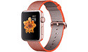Apple Watch Series 2 42mm Rose Gold Sport Band Orange