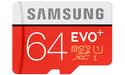 Samsung Evo+ MicroSDXC UHS-I 64GB
