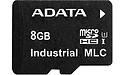 Adata Industrial MicroSDHC UHS-I 8GB