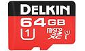 Delkin MicroSDXC UHS-I 500X 64GB