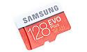 Samsung Evo+ V2 MicroSDXC UHS-I 128GB + Adapter