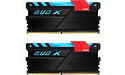 Geil Evo X RGB 8GB DDR4-2400 CL16 kit