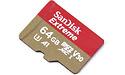 Sandisk Extreme MicroSDXC UHS-I U3 V30 A1 64GB + Adapter
