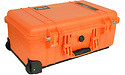 Pelicase Peli 1510 Orange Foam