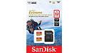 Sandisk Extreme MicroSDHC UHS-I U3 32GB + Adapter 2pk