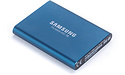 Samsung Portable SSD T5 500GB Blue