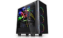 Thermaltake View 21 Window Edition Black