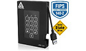 Apricorn Aegis Padlock Fips 140–2 120GB Black