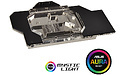 Phanteks Glacier GTX 1080/1070 GPU Full Water Block RGB Lighting Black