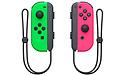 Nintendo Joy-Con Controller Pair Neon Green / Neon Purple Nintendo Switch
