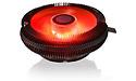 Raijintek Juno X LED Red Topblow