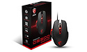 MSI Interceptor DS300 Black/Red