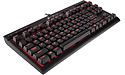 Corsair Gaming K63 LED Cherry MX Red Black (DE)
