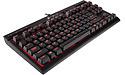 Corsair Gaming K63 LED Cherry MX Red Black (DE)