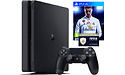 Sony PlayStation 4 Slim 1TB Black + Fifa 18