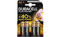 Duracell Plus Power AA