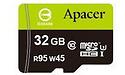 Apacer MicroSDHC UHS-I U3 32GB
