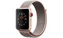 Apple Watch Series 3 42mm Aluminuim Gold + Sport Loop Sandrosa (145-220mm)