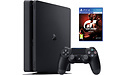 Sony PlayStation 4 Slim 1TB Black + Gran Turismo Sport