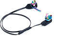 Skullcandy XTFree BT Black/Swirl