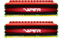 Patriot Viper 4 Red 32GB DDR4-3200 CL16 kit