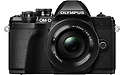 Olympus OM-D E-M10 Mark III 14-42 + 40-150 kit Black