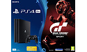 Sony PlayStation 4 Pro 1TB Black + GT Sport