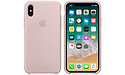 Apple Silicone Case for iPhone X Pink Sand