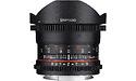 Samyang 12mm f/3.1 VDSLR ED AS NCS fisheye Fuji X