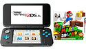 Nintendo New 2DS XL + Super Mario 3D Land