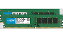 Crucial 16GB DDR4-2666 CL19 SR kit