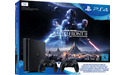 Sony PlayStation 4 Slim 1TB + SW Battlefront 2 + 2 Controller