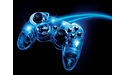 PDP Afterglow Wireless Controller Blue for PS3