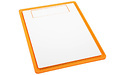 Bitfenix Solid Front Panel for Prodigy Case White/Orange