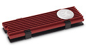 EK Waterblocks EK-M.2 NVMe Heatsink Red