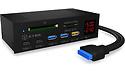 Icy Box IB-873 MultiCardReader 5,25''