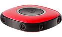 Vuze 3D 360 VR Camera Red