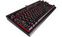 Corsair K63 Compact Red LED Cherry MX Red, Black (UK)