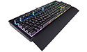 Corsair Gaming K68 RGB Cherry MX-Red Black (DE)