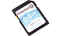 Kingston Canvas Go SDXC UHS-I U3 64GB