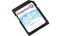 Kingston Canvas Go SDXC UHS-I U3 64GB