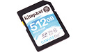 Kingston Canvas Go SDXC UHS-I U3 512GB