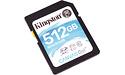 Kingston Canvas Go SDXC UHS-I U3 512GB