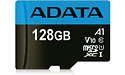 Adata Premier MicroSDXC UHS-I 128GB Black/Blue