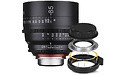 Xeen EF 85mm f/1.5 (Canon) + Mount kit MFT