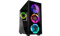 Kolink Observatory RGB Gaming Case Window Black
