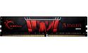 G.Skill Aegis Black/Red 16GB DDR4-3000 CL16