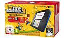 Nintendo 2DS Black/Blue + New Super Mario Bros. 2